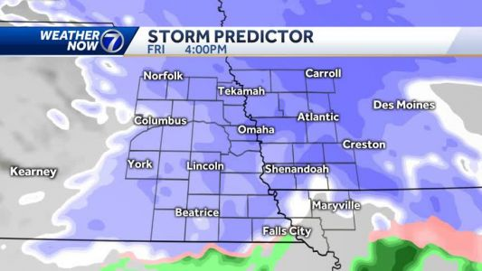 Quiet Thursday, snow likely Friday afternoon and evening