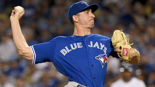 Blue Jays forced to remove pitcher who wasn't on umpires' lineup card