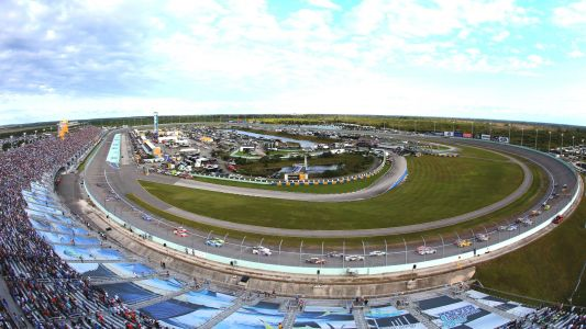 NASCAR lineup at Homestead: Starting order, pole for Sunday's race without qualifying