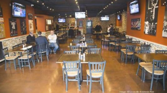 Darrell Griffith's downtown restaurant, sports bar unexpectedly closes