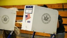 Polls Close And Waiting Begins In NYC Mayoral Primary