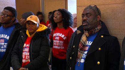 'I Don't Have Any Other Home': Thousands Of Minnesota Liberians Fear Deportation