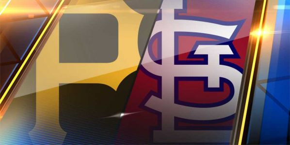 Cardinals hold off Pirates 6-5 in Game 1 of doubleheader
