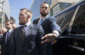 MMA star McGregor says he regrets Brooklyn melee
