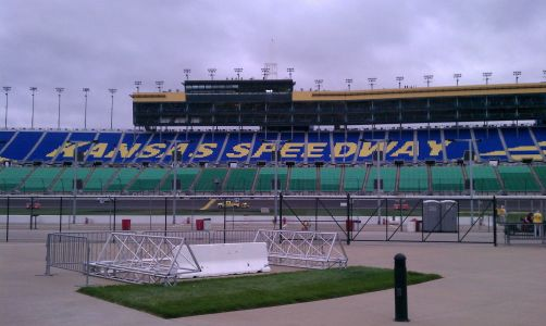 NASCAR's return to Kansas Speedway will be without fans due to COVID-19 outbreak