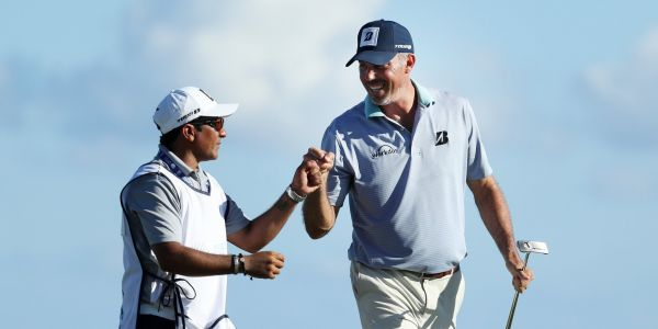 Matt Kuchar hired a local caddie nicknamed 'El Tucan' at the last minute, won his first tourney in 4 years, and the caddie earned up to $130,000
