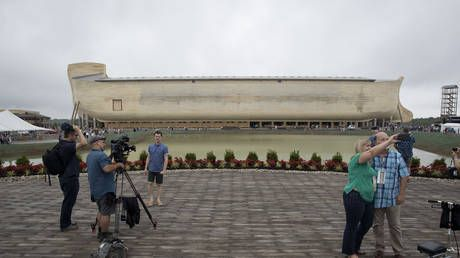Divine irony: Owners of Noah's Ark replica 'museum' sue insurers. for rain damage