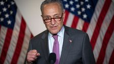 Chuck Schumer Vows Action To End Federal Prohibition On Marijuana