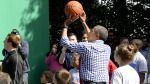 Obama Helps Launch Basketball League In Africa