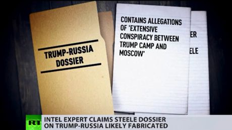 West v. Steele: Trump-Russia dossier was 'FABRICATION,' colleague & spy expert revealed. YEARS ago