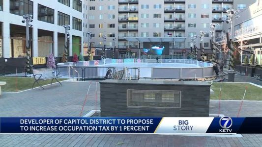 Developer of Capitol District to propose to increase occupation tax by 1 percent