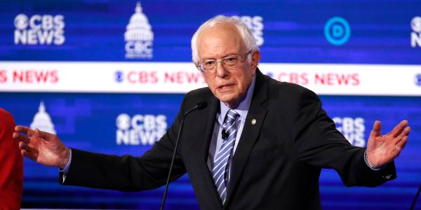 Why fears of a Bernie Sanders nomination obliterating Democrats' control of the House are overblown