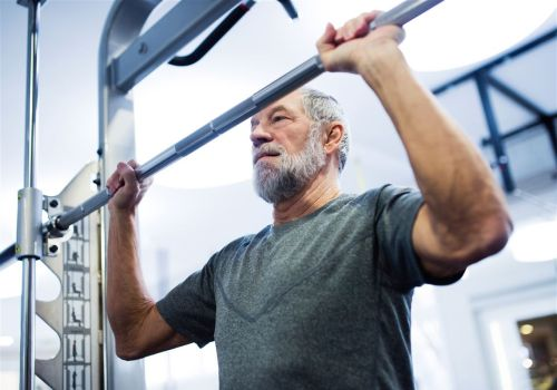 How to do your first pullup, and why it's worth a try