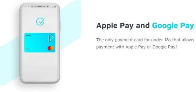 French bank for teens Pixpay gets Apple Pay support