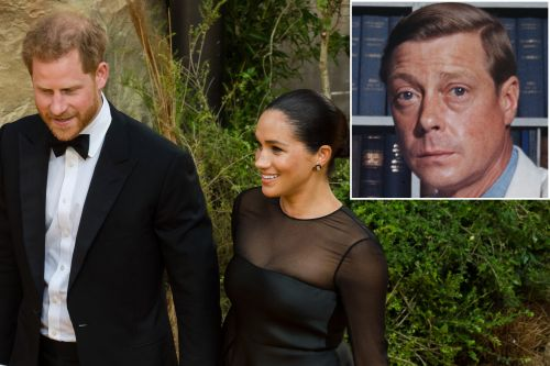Harry and Meghan's abdication is biggest since King Edward VIII