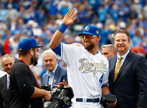 Royals announce that Alex Gordon is retiring from baseball