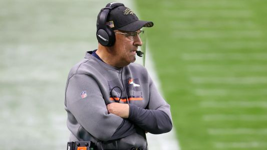 Vic Fangio criticizes Broncos' QBs for leaving team without signal-caller to face Saints