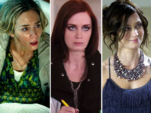 All of Emily Blunt's movies, ranked by critics