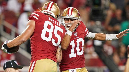 Undefeated 49ers go from being 'for real' to true Super Bowl contenders