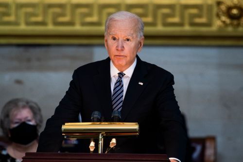 Biden moves to leverage corporate America's falling out with GOP