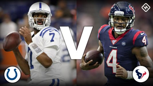 What channel is Colts vs. Texans on today? Schedule, time for 'Thursday Night Football' game