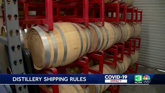 Pandemic recovery bill to help distillers, brewers faces opposition
