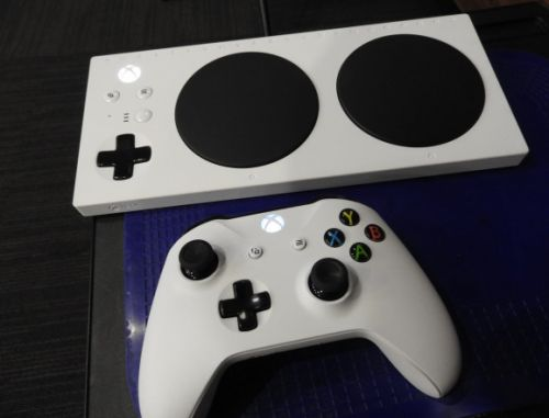 Microsoft's New Xbox Controller Is Designed for People With Limited Mobility