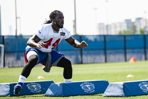 Markus Golden says no hard feelings with Giants after 'frustrating' offseason