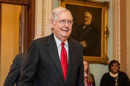 Senate passes McConnell's impeachment rules after more than 12 hours of debate
