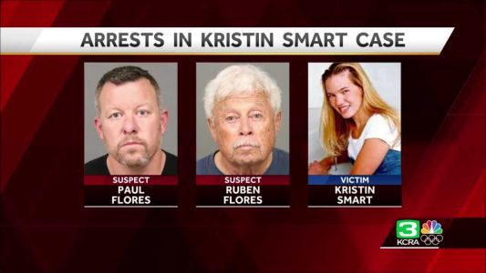 Prosecutor: Kristin Smart killed during attempted rape, suspect's father helped hide body