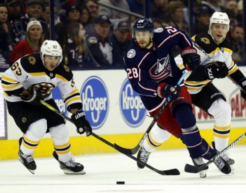 How the Bruins and Blue Jackets match up