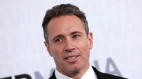 Chris Cuomo attacks gun-toting St. Louis couple's self-defense claims without any hint of irony over own altercations