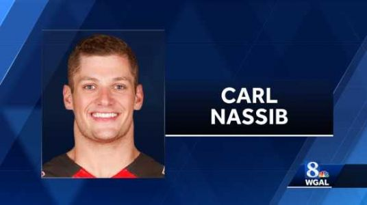 Former Penn State player Carl Nassib is first active NFL player to come out as gay