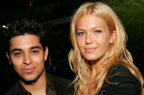 Mandy Moore and Wilmer Valderrama reunite for Halloween 'tradition'