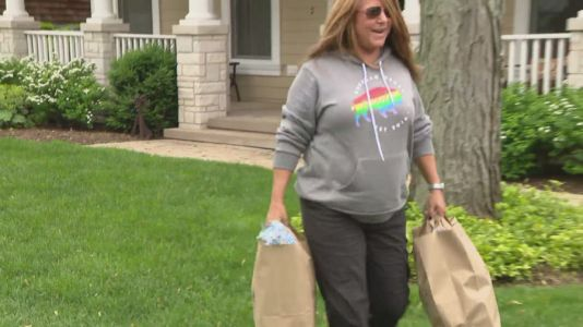 How a social media post grew into a community-wide effort to feed neighbors in need