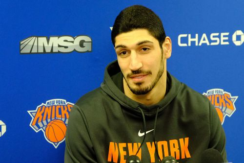 Enes Kanter's dad becomes pawn in Turkey's fight with Knicks center