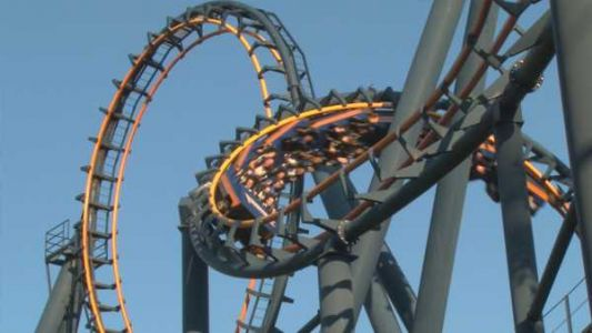 You can buy a piece of Kings Island's iconic Vortex roller coaster