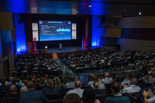 Air University hosts AFITC Education and Training Event on multi-domain operations
