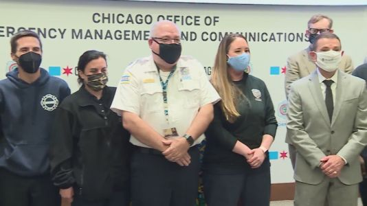 OEMC honoring 911 dispatchers who went above and beyond