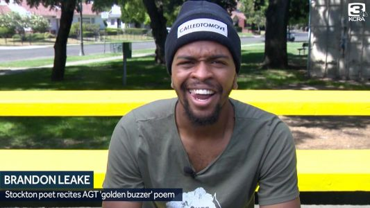 Stockton poet makes big impression on national stage