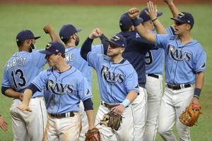 Young Blue Jays say they aren't intimidated by top seed Rays