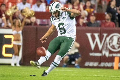 Jets kicker Taylor Bertolet's job could be on line in this one
