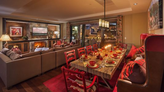 One Steamboat Place: Luxury with western charm
