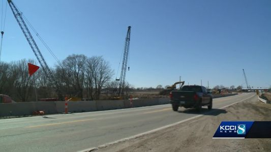 Report: Iowa's infrastructure barely gets passing grade