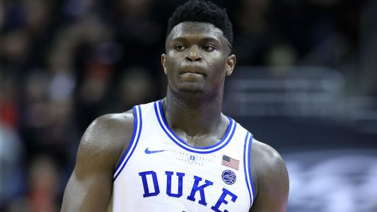 Zion Williamson injury update: Duke star leaves game vs. North Carolina after ripping shoe, will not return