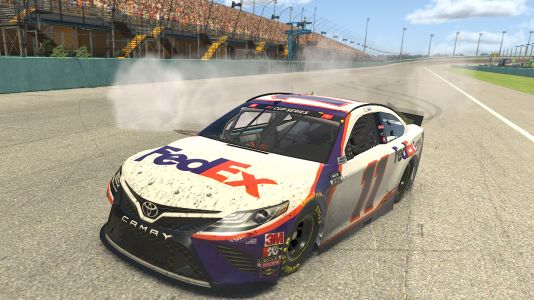 NASCAR virtual race today: iRacing schedule, start time, TV channel, drivers & more for Texas race