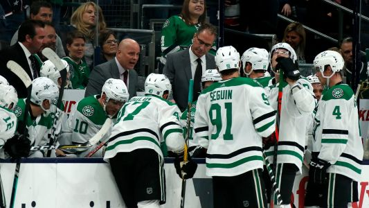 Jim Montgomery on Stars dismissal, road to sobriety: 'That firing was deserved'