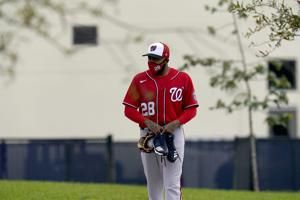 Nats release Jeffress for unspecified 'personnel reasons'