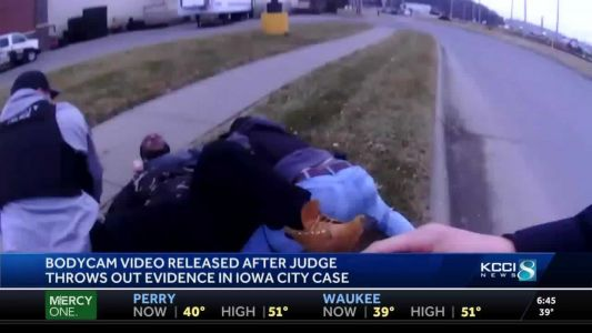 Judge dismisses charges against Black man, saying he was targeted by Iowa City Police