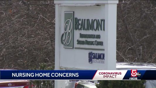 Move on hold after nursing home resident tests positive